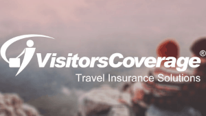 Visitors Coverage. Travel Insurance Solutions